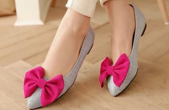 2. Noste boty se špičkou