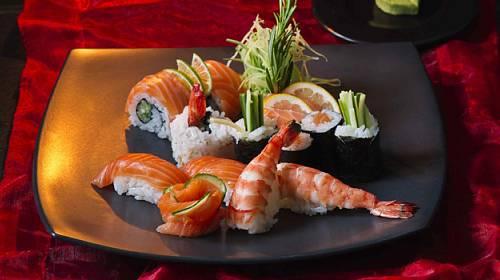 Naučte se konečně pořádné sushi!