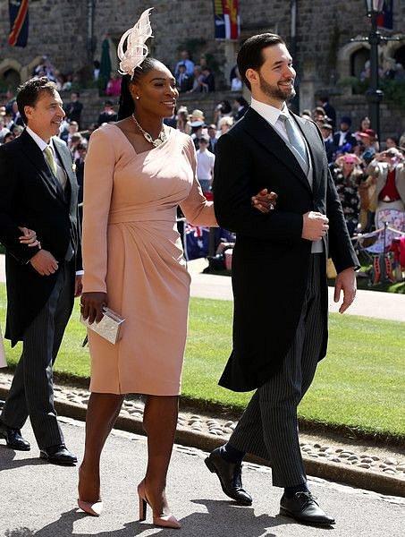 Serena Williams mluvila až moc.