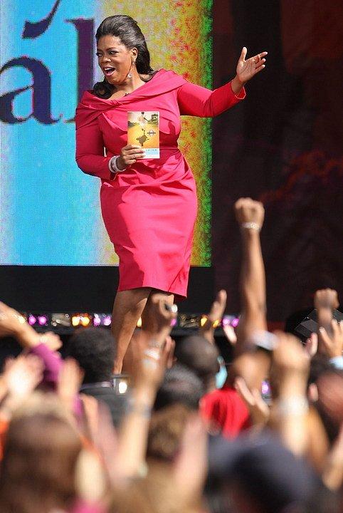 Oprah Vinfreyová