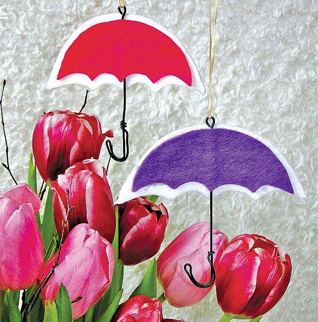 hotové deštníčky