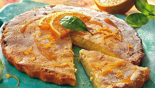 korsický koláč Fiadone