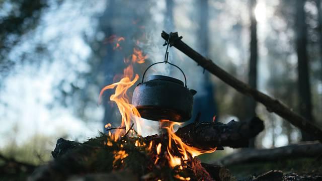 Pravidla pro rozdělávání ohně v přírodě