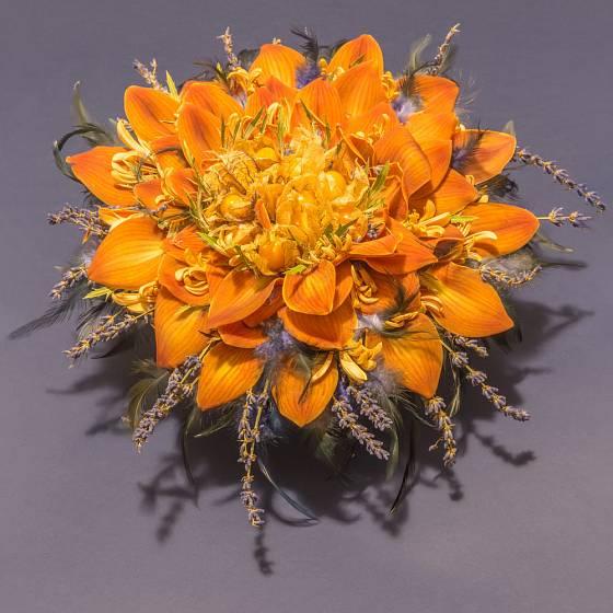 Glamélie mnohou vzniknout z růží, lilií, orchidejí nebo ze salalových listů.