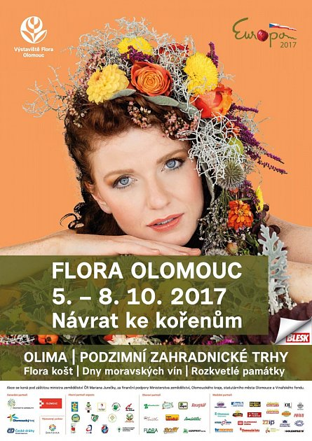Podzimní Flora 2017