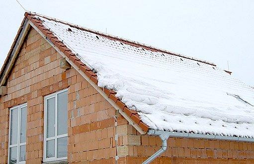 tvar střechy je důležitý