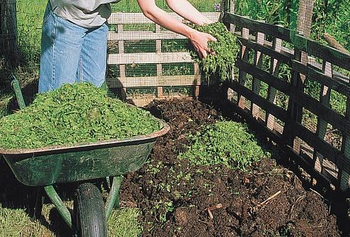 kompost potřebuje čerstvý vzduch