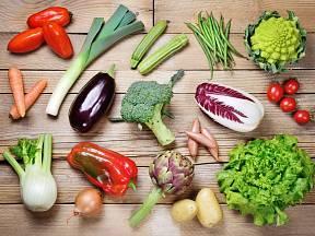 Ne každá zelenina je při dietě vhodná.