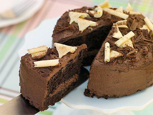kakaový dortík