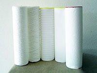 různé filtry pro úpravu vody