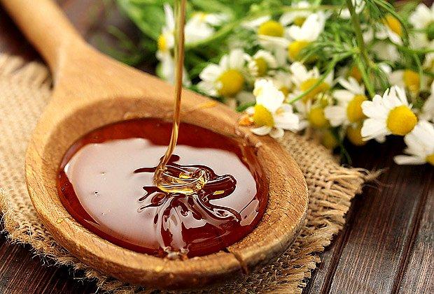 Med, sladký i zdravý