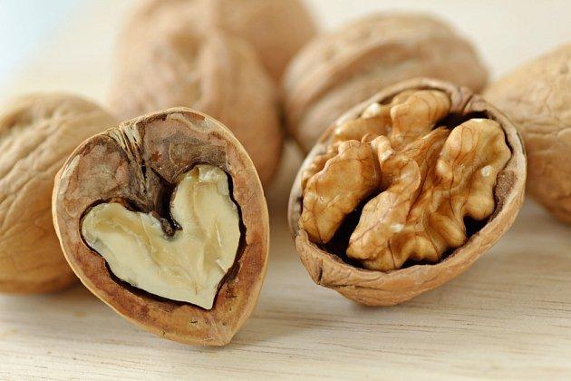 Vlašské ořechy bychom měli konzumovat pravidelně.