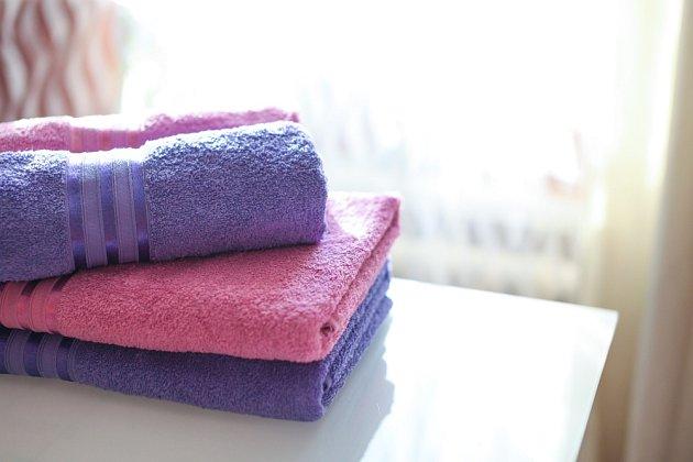 S ručníkem zacházejte jemně