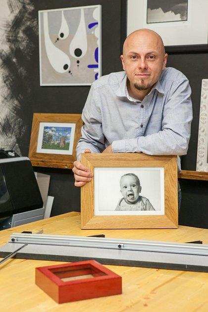 Martin Hlaváček, fotograf z Miletína