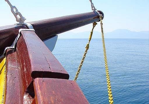 fermežové nátěry se použávali například na lodě
