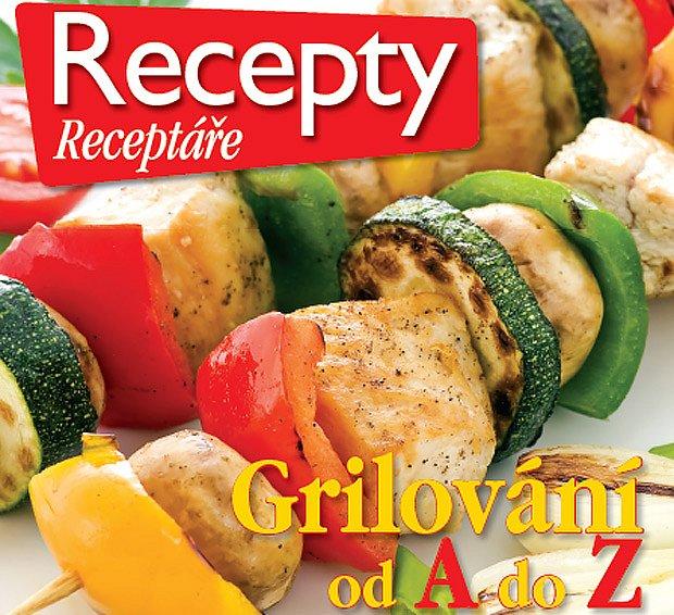 Recepty Receptáře od A do Z