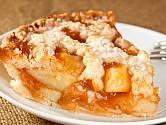 Jablečný koláč s cuketou.