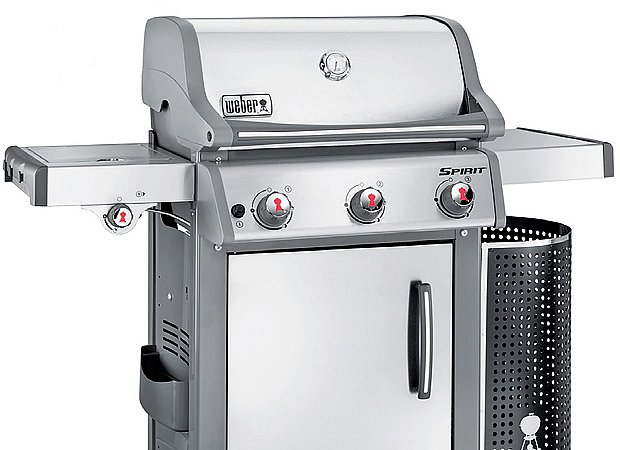 Plynový gril Weber Spirit S–320 Premium s elektronickým zapalováním