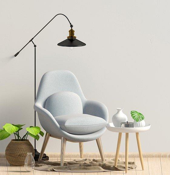 Stmívací lampa na čtení i pro odpočinek