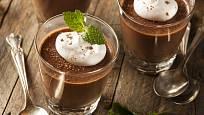 Čokoládovou pěnu máte hotovou raz dva.