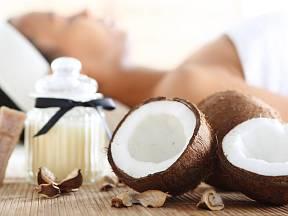 Kokosový balzám zklidní a regeneruje