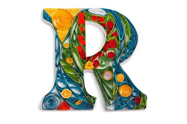 R jako Receptář.