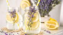 Levandule je výtečná do domácích limonád, lahodně se doplňuje s citrusy