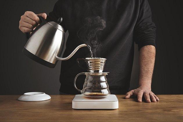 Kávové filtry se používají velmi jednoduše.