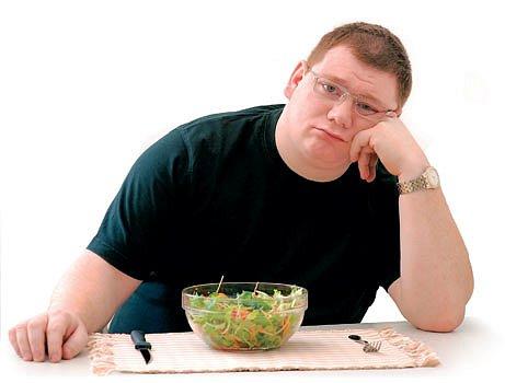 tlouštík se salátem