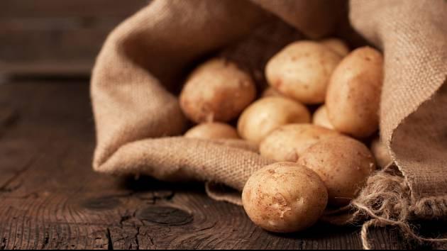 U mytých brambor snáze rozpoznáte jejich kvalitu.
