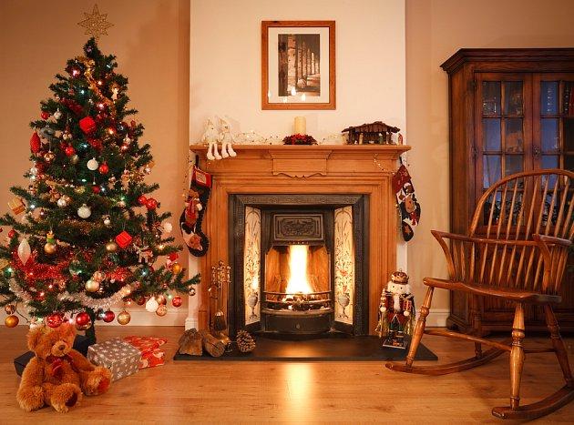 K vánoční klasice patří ozdobený stromeček