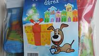 Vánoční dárkový balíček