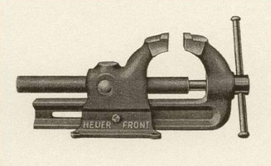 Svěrák, jak je používán dodnes