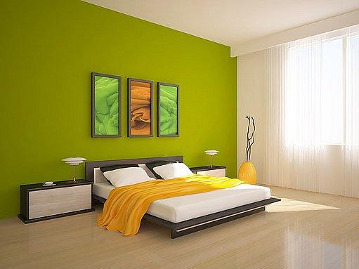Zelená je barvou jistoty