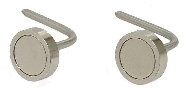 Magnetické držáky na bezpečnostní dveře