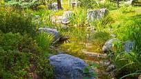 O kvalitu vody v potoce musíme pravidelně pečovat.