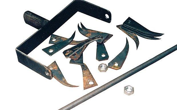 součástky kultivátoru