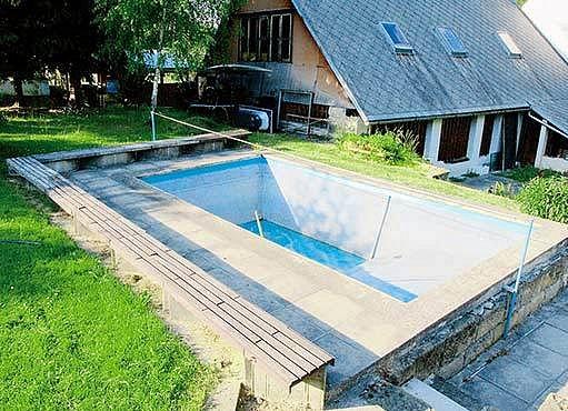 betonový bazén