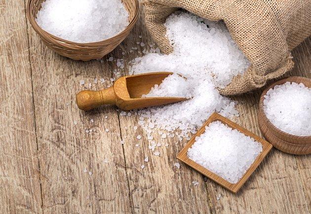 Mořská sůl