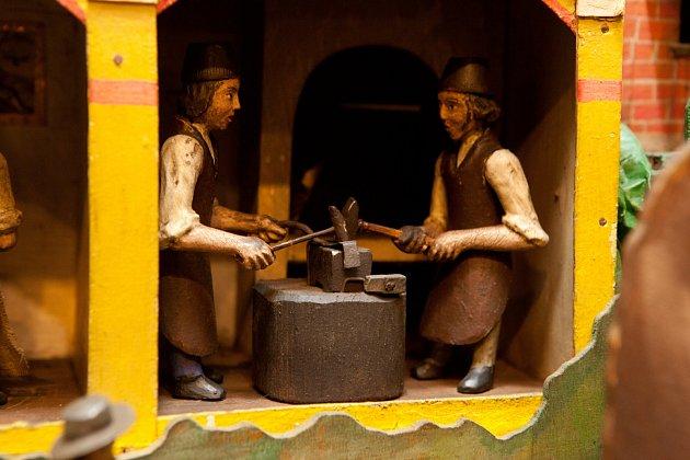 řemesla v betlémě
