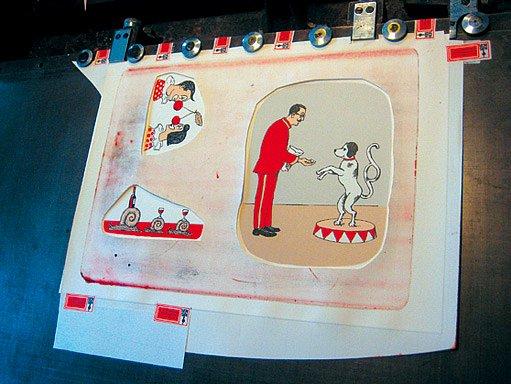 jak se rodí litografie
