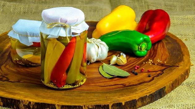 Nejjednodušší způsob, jak zavařit papriky.