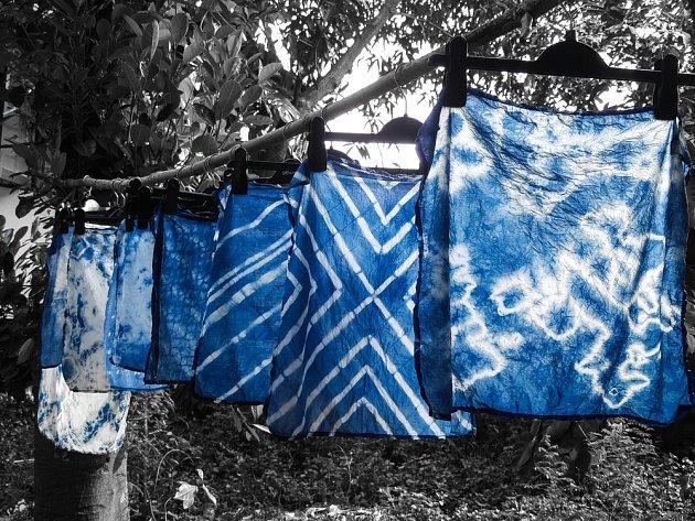 Batika - co kus to originál.