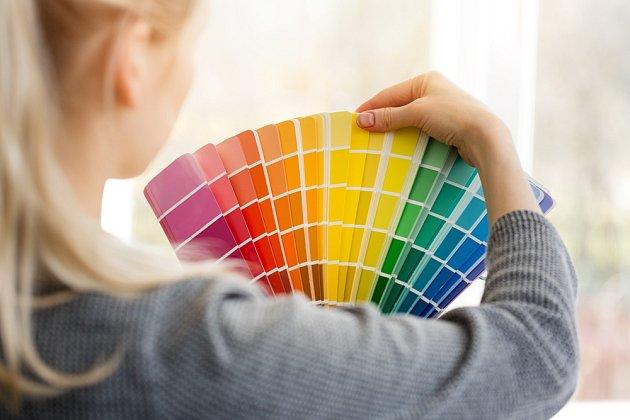 Nabídka barev uspokojí všechny zákazníky