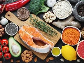 K lepšímu fungování kardiovaskulární soustavy pomáhá také zdravá strava