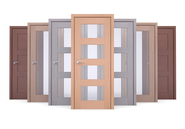 Vybrat dveře tak, aby se vám líbily i za 20 let, to je věda...