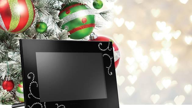 Digitální fotorámečky se prodávají v různých velikostech.
