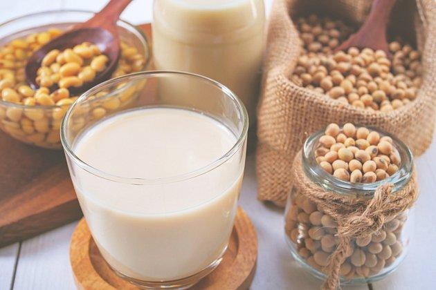 Ze sójového mléka připravíte tofu