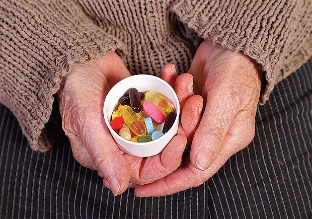 kombinace více léků může způsobit nežádoucí účinky