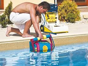 vysavač na čištění vody